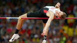 Derek Drouin Brings Home The Gold For Canada In High