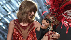 Taylor Swift, Nicki Minaj Surprise Everybody, Settle Their Feud With 'Bad