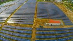 インド南部の空港が、太陽光発電だけで運営できるようになったよ
