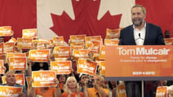 Mulcair Unveils Plan To End Violence Against