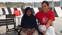 La nonna che ha attraversato il Sahara e il mare.