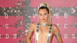 MTV VMA 2015 : La tenue de Miley Cyrus est exactement ce à quoi on