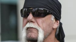 Hulk Hogan Breaks Down Over Racist