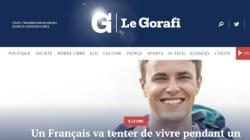 Le Gorafi est de retour avec une nouvelle