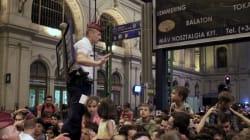 La gare de Budapest évacuée face à l'afflux de