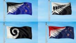 Le nouveau drapeau de la Nouvelle-Zélande sera l'un de ces
