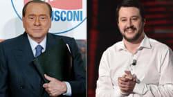 Salvini vuole a tutti i costi il matrimonio con Silvio: