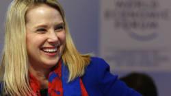La patronne de Yahoo annonce être enceinte de