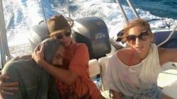 Mohamed salvato dal mare da un gruppo di turisti greci: il senso è tutto in questo