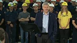 Données sur l'économie: une «bonne nouvelle», dit Harper