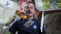 Chris Hadfield Reveals How To Make Science Fun For
