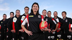 The AFL's Only Female Coach Is A Reluctant Role