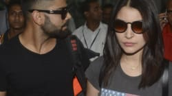 Why Twitter Is Congratulating Anushka Sharma For Team India's