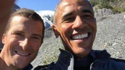 Après Obama dans une émission de survie, Hollande dans Koh