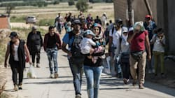Asylum-Seeker Crisis Raises Questions On Canadian Campaign