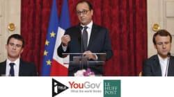 Hollande et Valls ne profitent pas de l'été [BAROMETRE