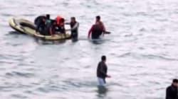 Les photos d'un enfant syrien mort sur une plage turque émeuvent