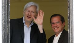 Plan To Smuggle Assange From Embassy In Fancy Dress