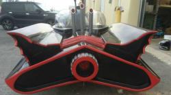 La Batmobile 1966 descendra la côte Beaver Hall dimanche