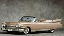 Les dix voitures américaines les plus belles