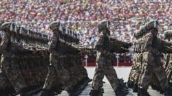 Imposant défilé militaire en Chine pour les 70 ans de la victoire contre le