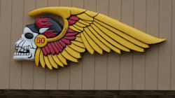 Two Arrested In Hells Angels Bunker