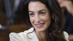 Amal Clooney vs Cherie Blair: scontro in tribunale sulle