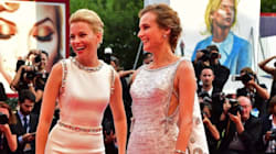 Diane Kruger And Elizabeth Banks Just Redefined Stylish Friend