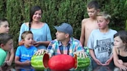 Watermelon Skinning Doesn't Seem As Terrible As It