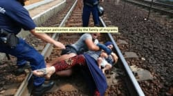 Asylum Seekers Forced From Train Bound For