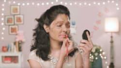 Il tutorial di bellezza di chi ha subito violenza: