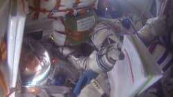 Le violent retour de ces astronautes sur Terre