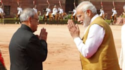 PM And President Put Up Class Act On Teachers