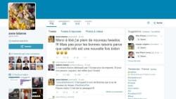 Marine Le Pen a-t-elle un compte Twitter