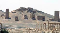 À Palmyre, Daech fait exploser trois tours