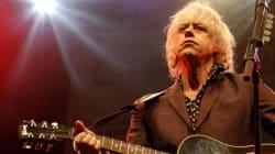 Bob Geldof ospiterà quattro famiglie di