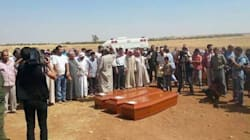 Drowned Syrian Boys, Mother Buried In Hometown They
