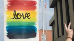 Finalement, un certificat de mariage remis à un couple gai de Rowan