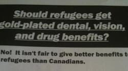 Questionable Refugee Mailouts From Tories Surface Amid Syria