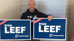 Yukon RCMP Politely Scold Tory Candidate For Citizen's