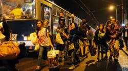Les migrants coincés en Hongrie autorisés à rejoindre l'Allemagne et
