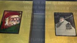 I disegni shakesperiani di Orson Welles sulle scatole dei