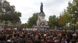 Plusieurs milliers de personnes rassemblées à Paris en soutien aux