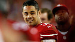 'Hayne Plane' Makes 49ers' Final Roster. Fasten Your
