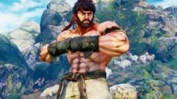 Personagem de 'Street Fighter' fica barbudo em novo game e vira 'Hot