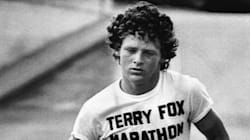 Terry Fox's Family Climbing Mt. Terry Fox In His