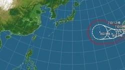 1週間の天気 激しい雨や雷雨、台風17号の動きに注意