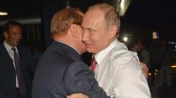 Silvio se ne infischia del Senato e vola da