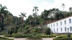 Santuário do Caraça, um paraíso tombado pelo patrimônio