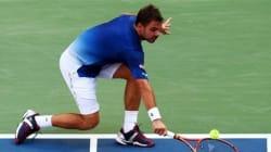 US Open: Stanislas Wawrinka passe en